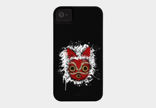Mononoke Phone Case - Design By Humans