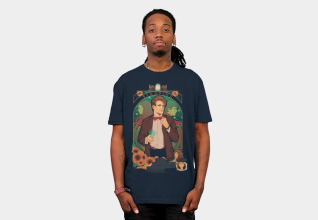 Geronimo T-Shirt - Design By Humans