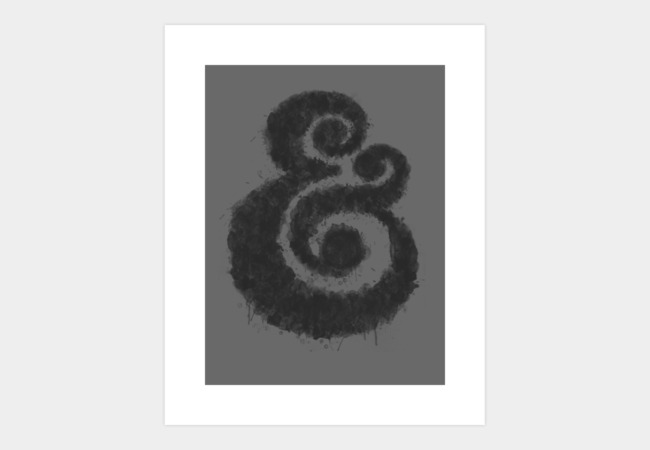 Ink Ampersand