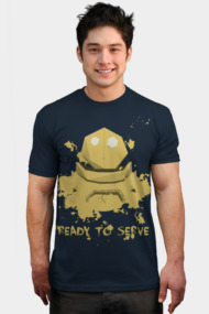 Blitzcrank, ready to serve