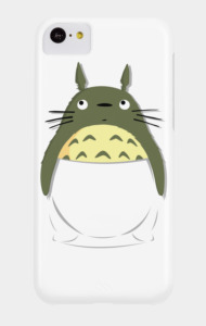 Totoro in a pocket