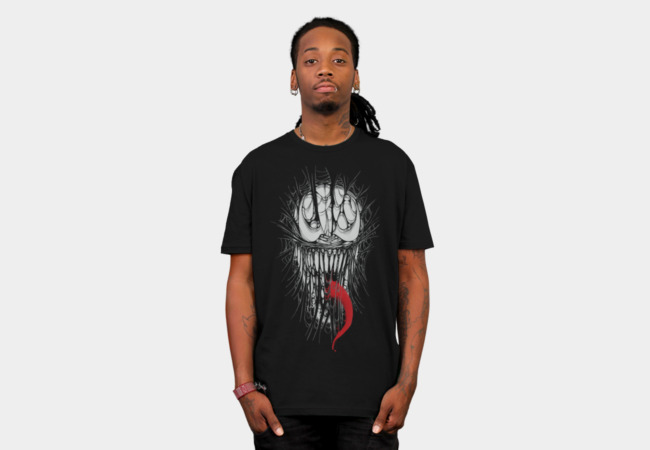 VenomTee T-Shirt - Design By Humans