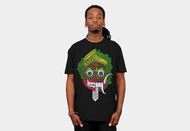 The Mask T-Shirt - Design By Humans