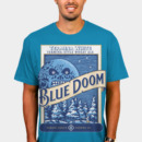 moysche wearing Blue Doom by moysche