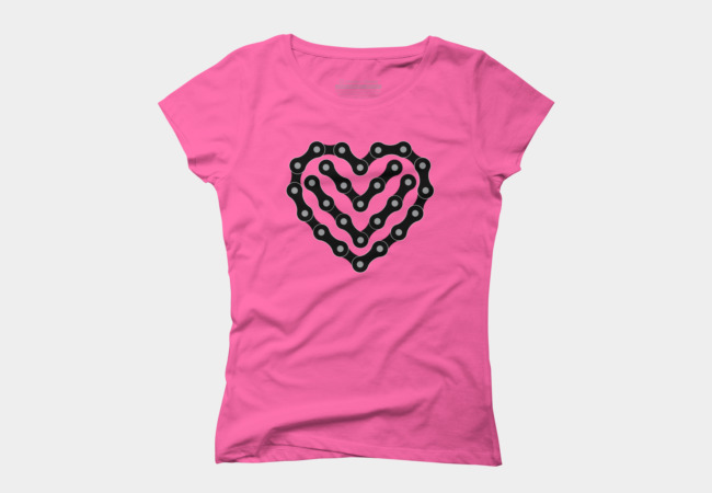 For The Love of Bikes Women's T-Shirt