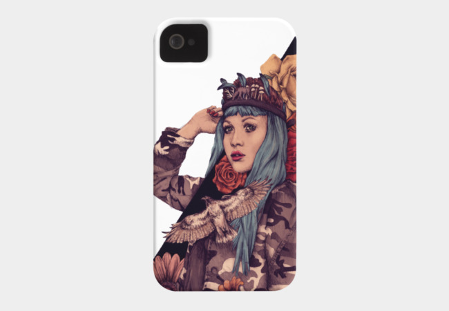 DELUSION Phone Case - Design By Humans