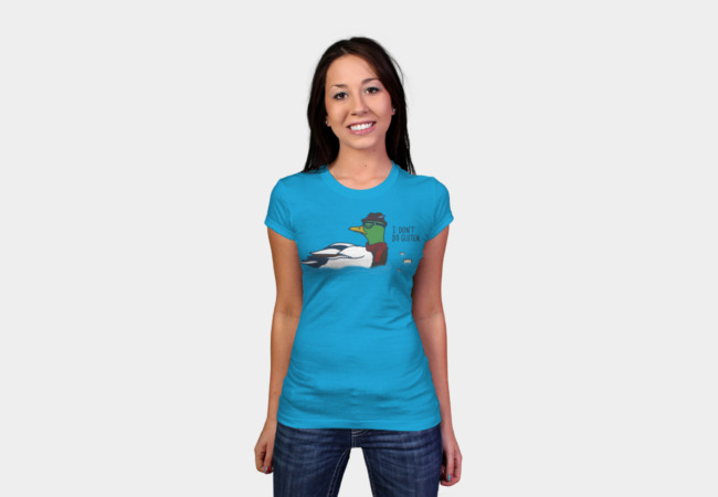 Trendy Duck T-Shirt - Design By Humans