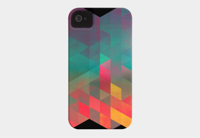 byych fyre Phone Case - Design By Humans