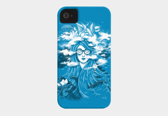 Dreamer Phone Case - Design By Humans