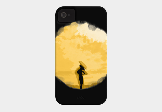 THE SUN Phone Case - Design By Humans