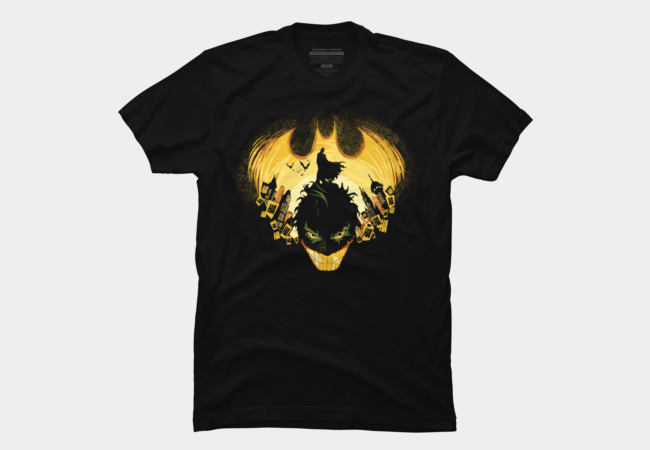 Dark Knightmare Men's T-Shirt
