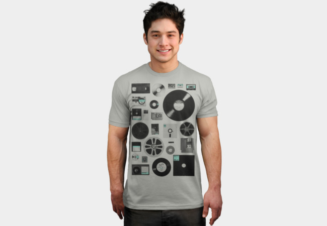 Data T-Shirt - Design By Humans