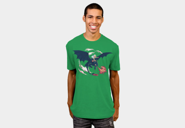 Dracarys! T-Shirt - Design By Humans