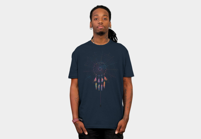 I'm trying to catch my dream T-Shirt - Design By Humans
