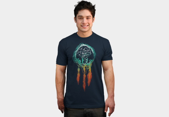 Dreamcatcher T-Shirt - Design By Humans