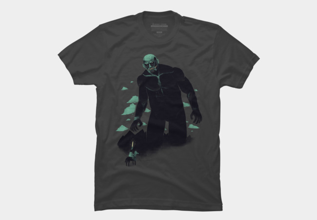 shadow of the titan Men's T-Shirt