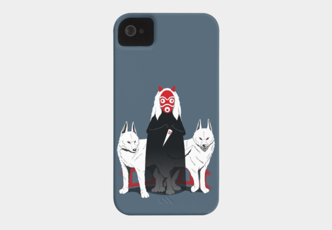 Prince Kaonashi Phone Case - Design By Humans