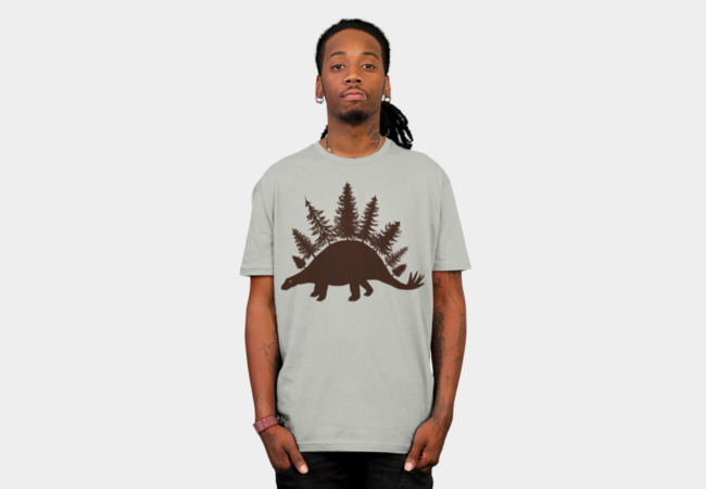 Stegoforest T-Shirt - Design By Humans