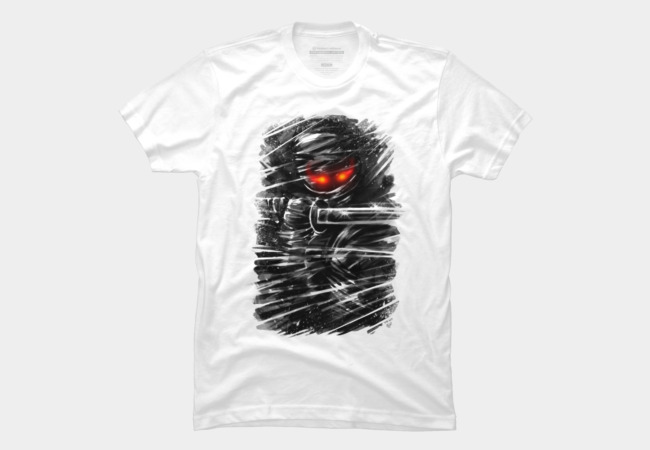Dark ninja Men's T-Shirt