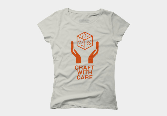 Craft With Care Women's T-Shirt
