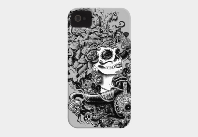 Do of the Dead 2 Phone Case - Design By Humans
