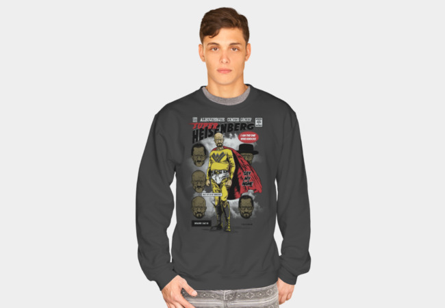 Super Heisenberg Sweatshirt - Design By Humans