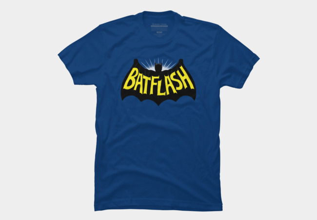 Dark Night Flasher Men's T-Shirt