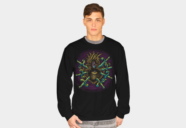 Eye Heart Daggers Sweatshirt - Design By Humans
