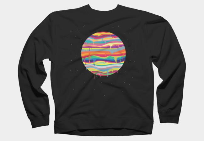 The Melting tee Sweatshirt