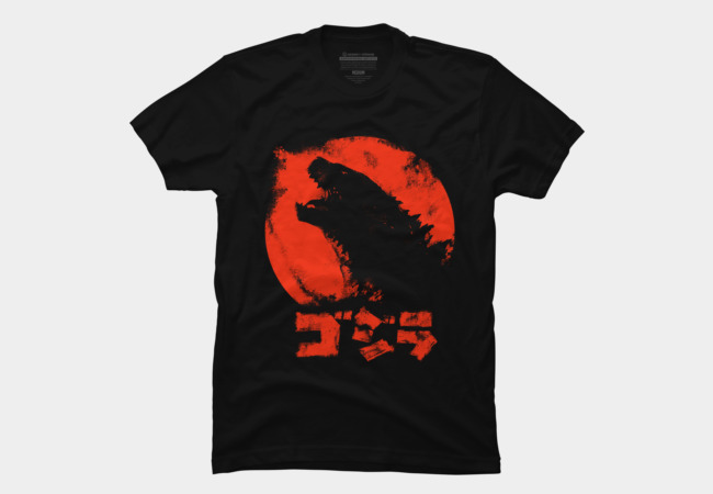 Red Lizard Men's T-Shirt