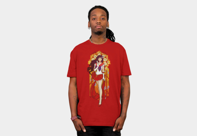 Spirit of Fire T-Shirt - Design By Humans