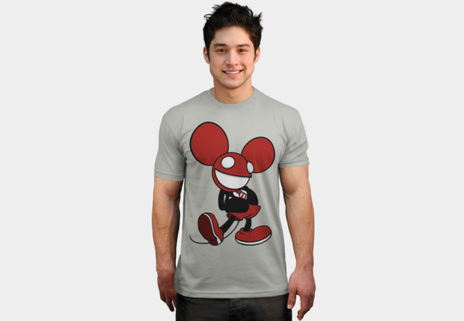 Mickey Mau5 T-Shirt - Design By Humans