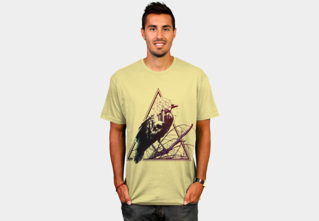 Calling of Death T-Shirt - Design By Humans