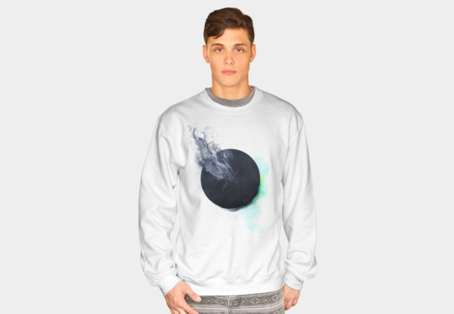 smoking ink Sweatshirt - Design By Humans