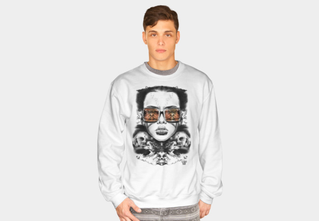 Nightvision Sweatshirt - Design By Humans