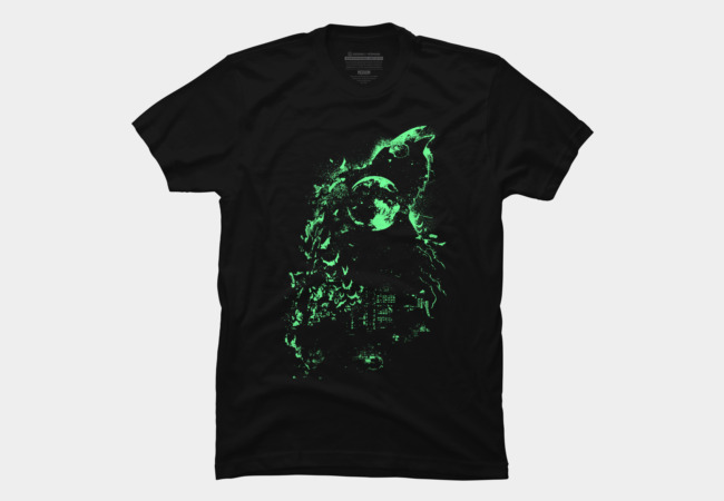 Dark night Men's T-Shirt