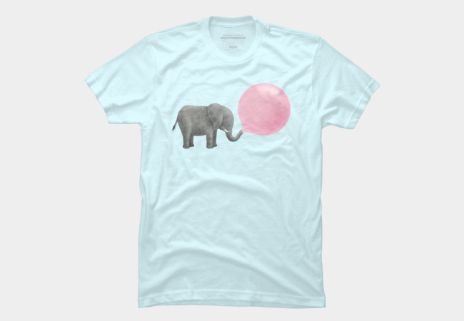 Jumbo Bubble Men's T-Shirt