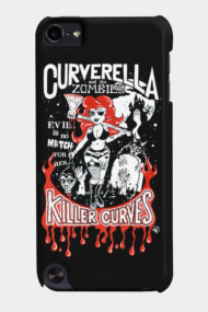 Curverella and the Zombies