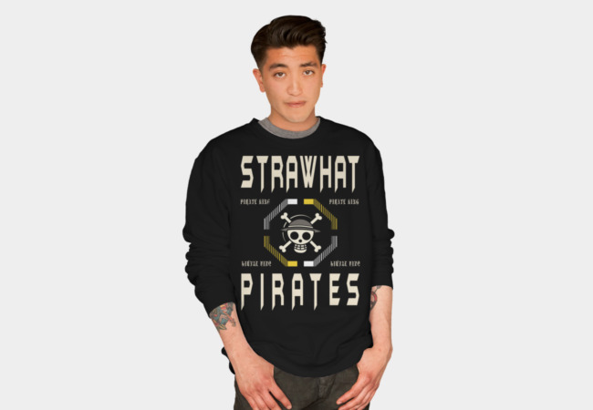 STRAWHAT PIRATES Sweatshirt - Design By Humans