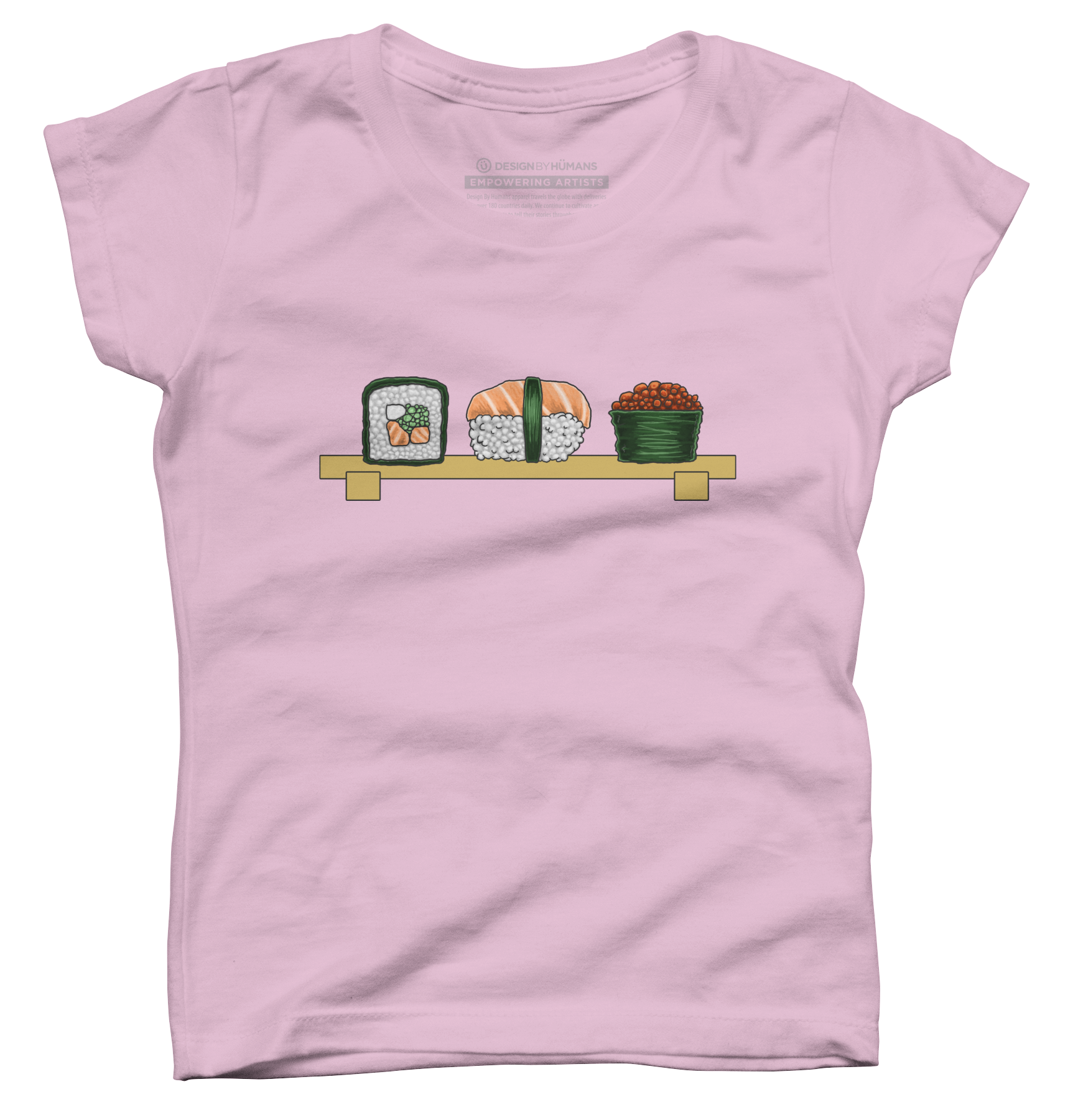 SUSHI Girls T Shirt 554206