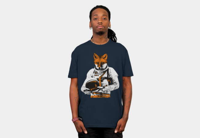 Starfox T-Shirt - Design By Humans