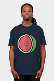 The Fresh Watermelon