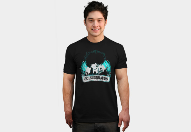 Edward's Nightmare T-Shirt - Design By Humans