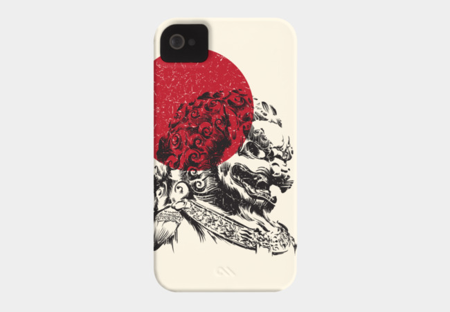 Guardian Phone Case - Design By Humans
