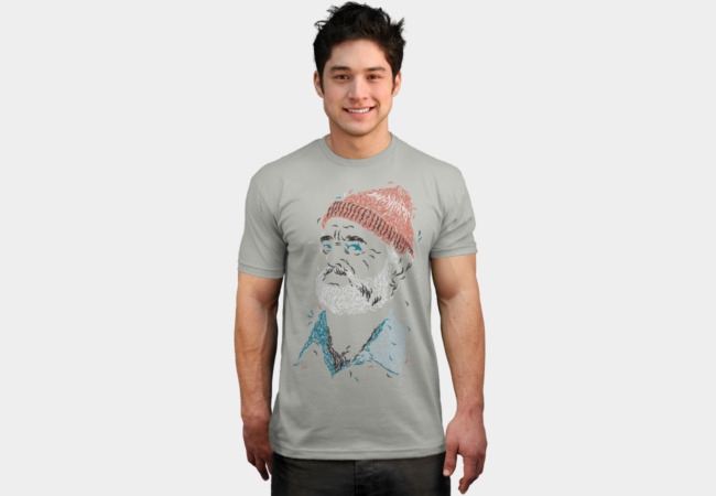 Zissou of Fish T-Shirt - Design By Humans