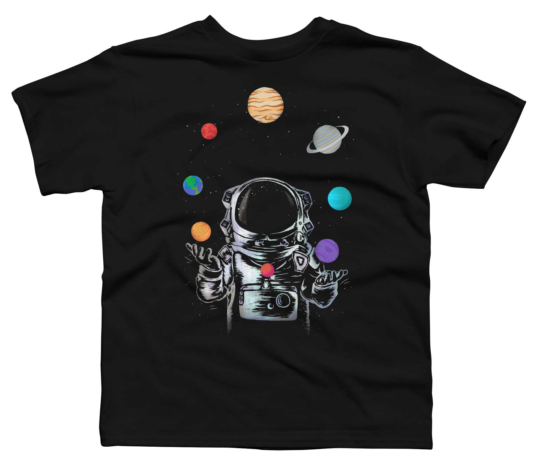 Space Circus Boy's T-Shirt