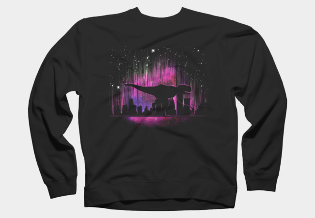 follow the stars Sweatshirt