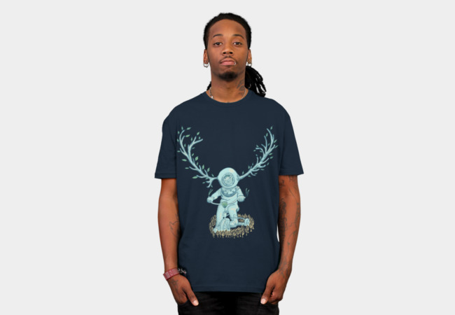 underwaterdeer T-Shirt - Design By Humans