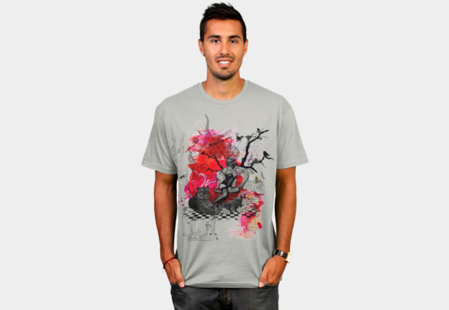 Eternal Beauty T-Shirt - Design By Humans