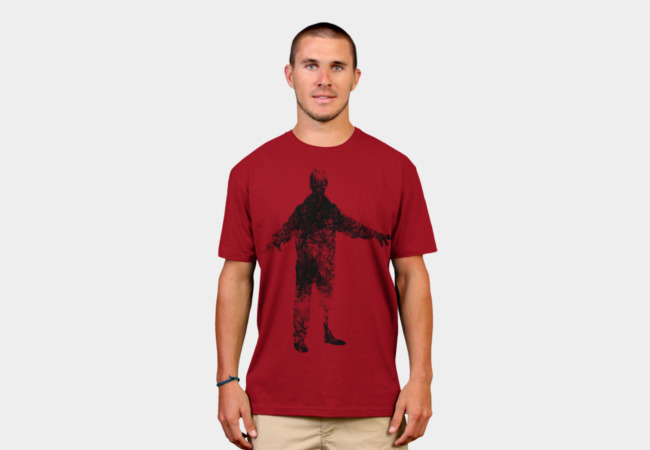 Zombie T-Shirt - Design By Humans